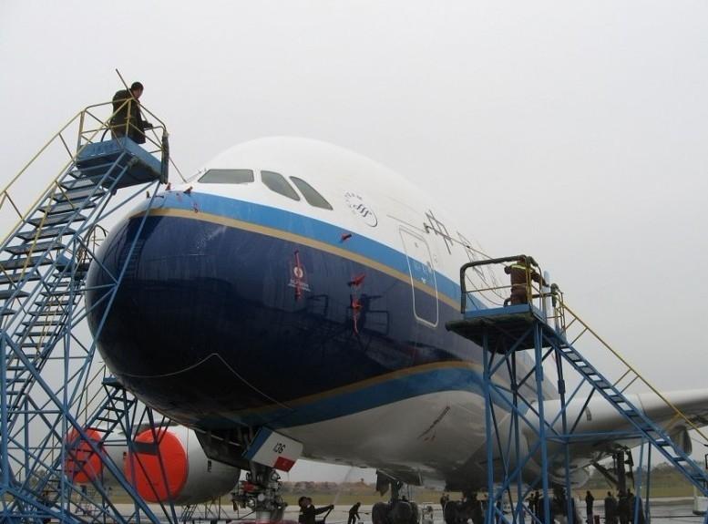 Aircraft Cleaner 281飞机外表清洗剂